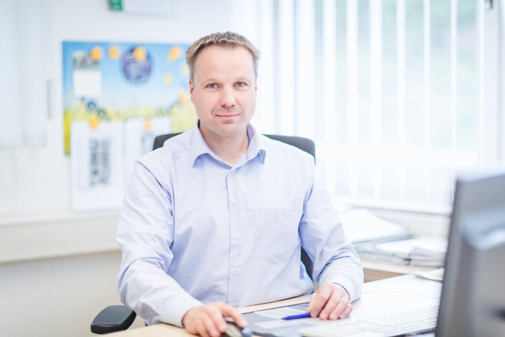 Norbert Holtnann-Wibberich Raiffeisen Beckum eG