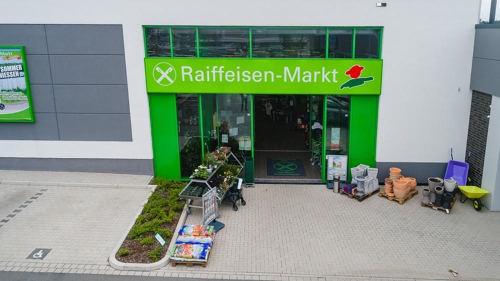 Raiffeisen Beckum eG Haus-& Gartenmarkt Oelde